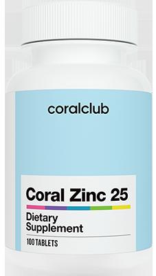 Корал Цинк 25
